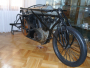 Muzeum motocyklů - hrad Kámen